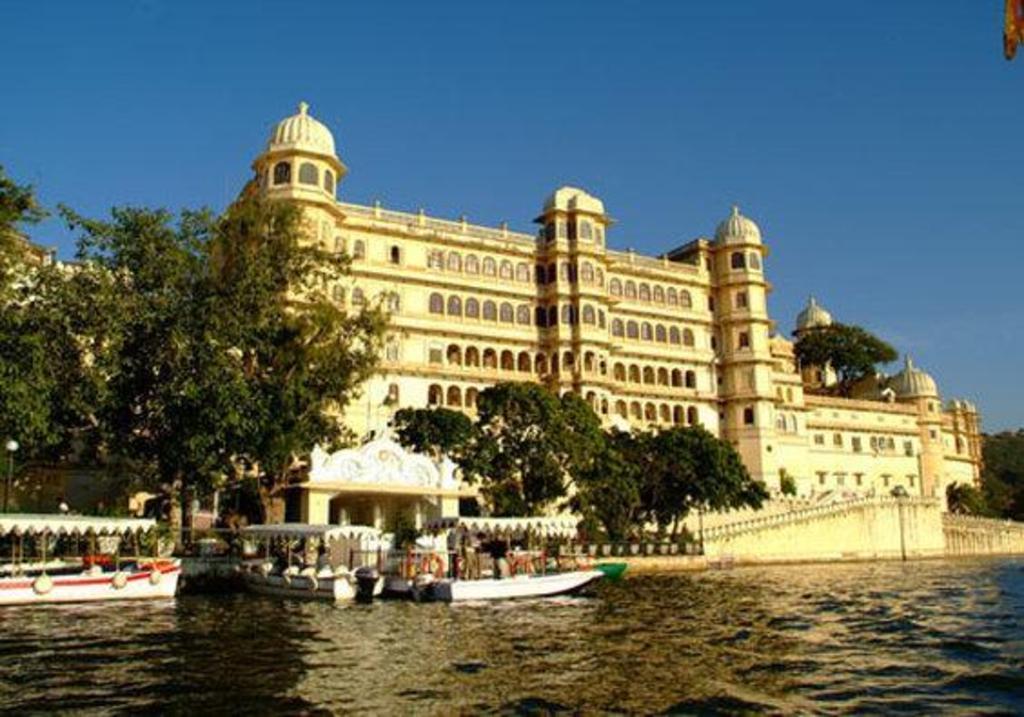 Fateh Prakash Palace- Udaipur