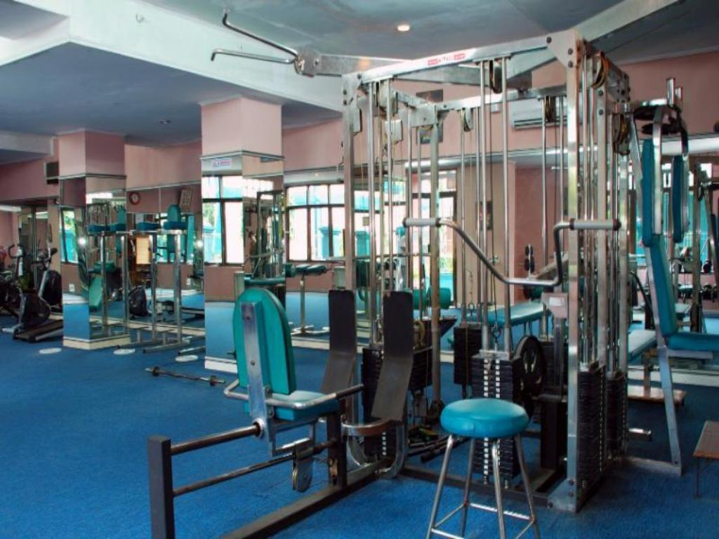 fitness centrum Sejahtera Family Apartment