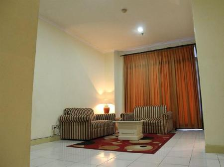 Interior view Sejahtera Family Apartment
