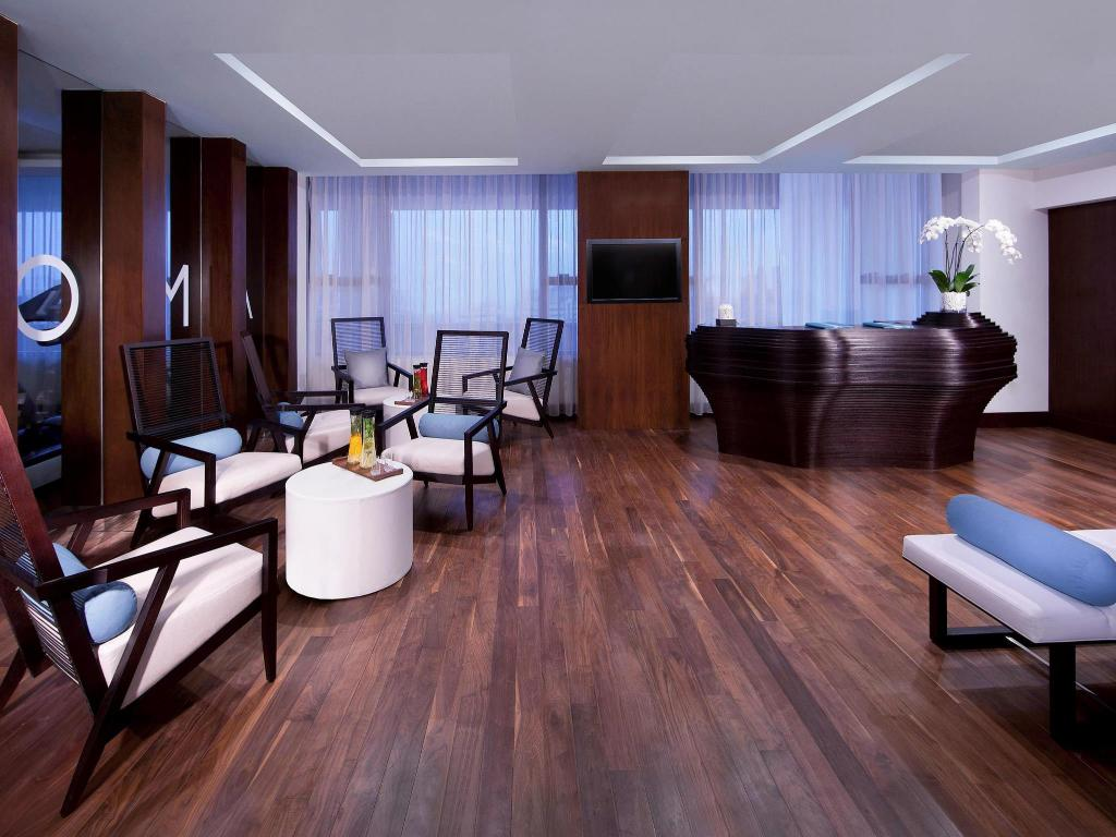 Interior view Pullman Dubai City Centre Residences