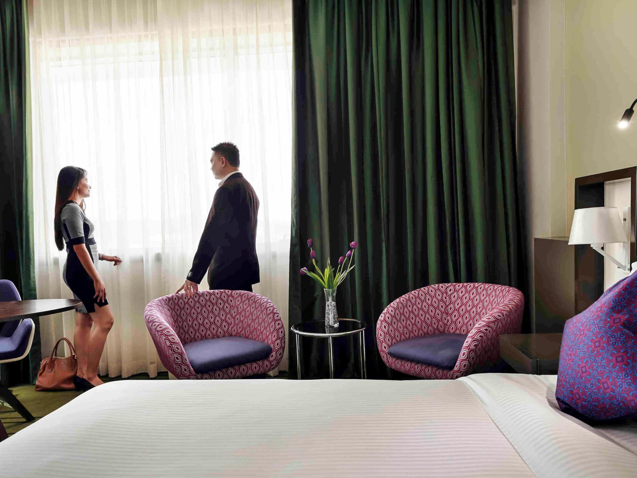 Deluxe Double Executive Room