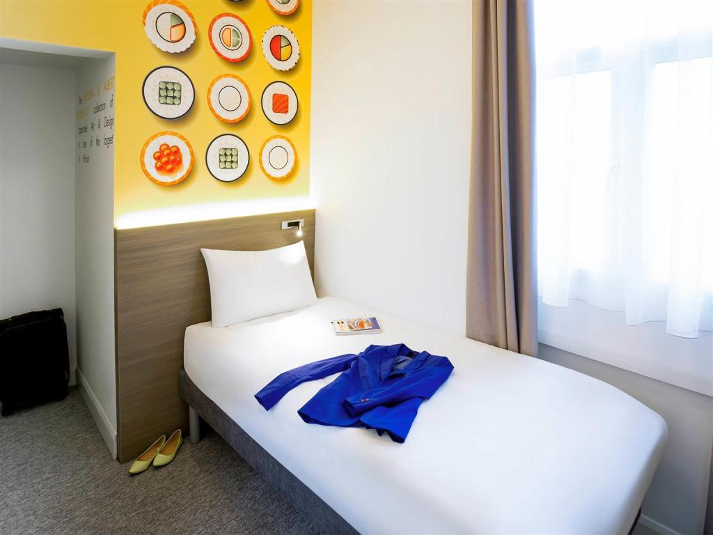 Solo Room ibis Styles London Kensington Hotel