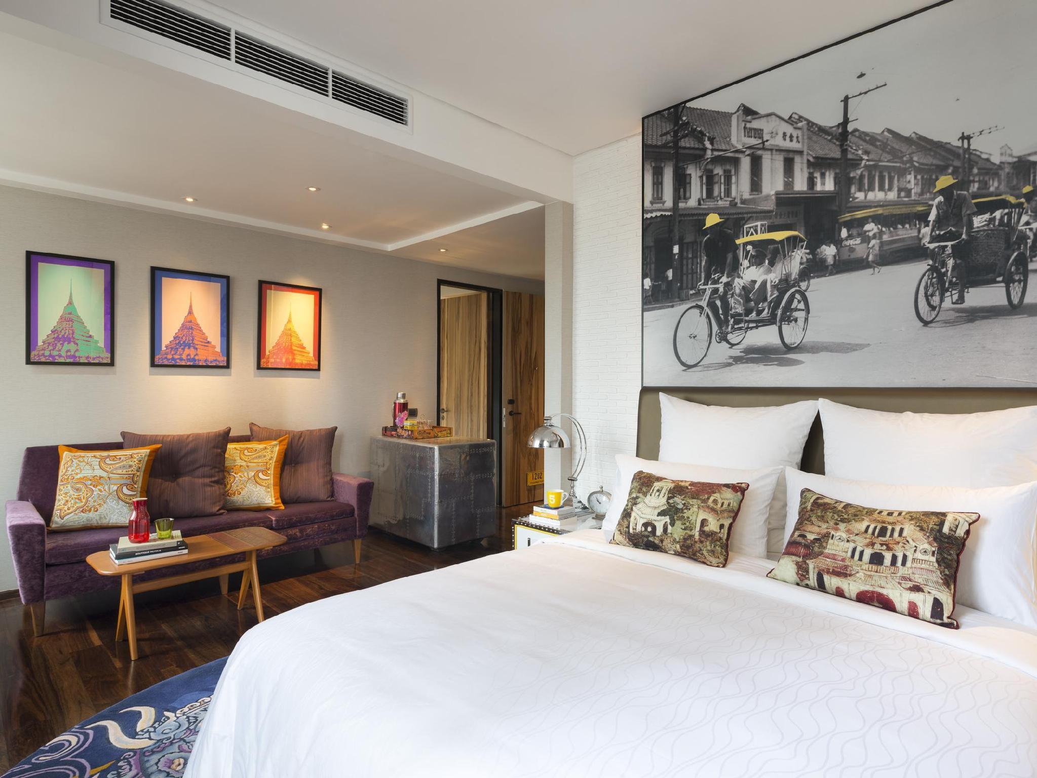 Hotel Indigo Bangkok Wireless Road in Thailand - Room
