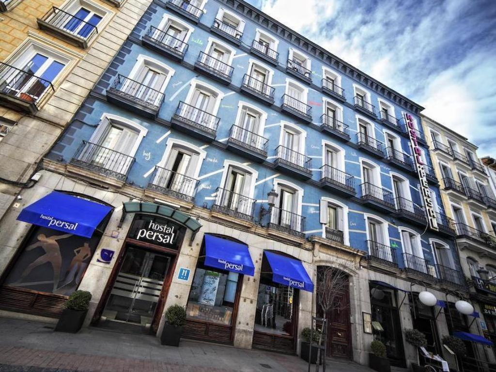 Hostal Persal in Madrid - Room Deals a8ed8c85519