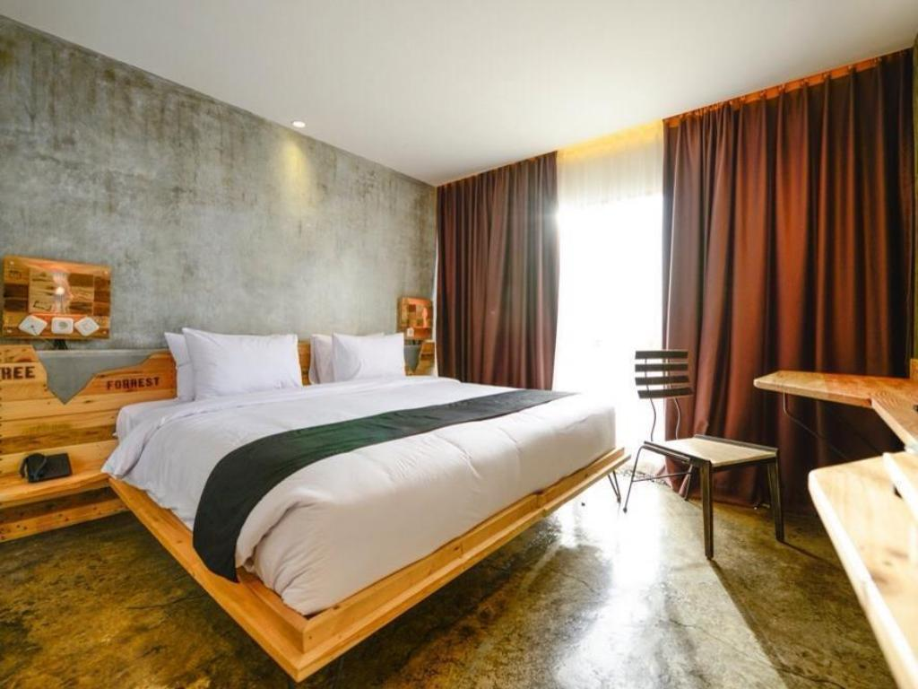 Best price on greenhost boutique hotel prawirotaman in for Boutique hotel view