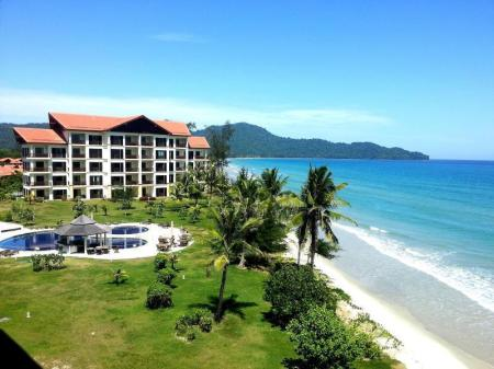 1 Bedroom Suite Sea View Borneo Beach Villas