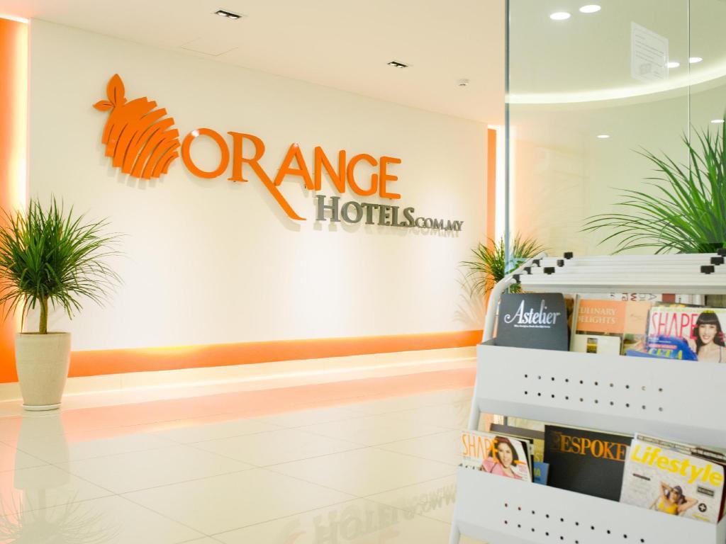 best price on orange hotel kuchai lama in kuala lumpur + reviews!
