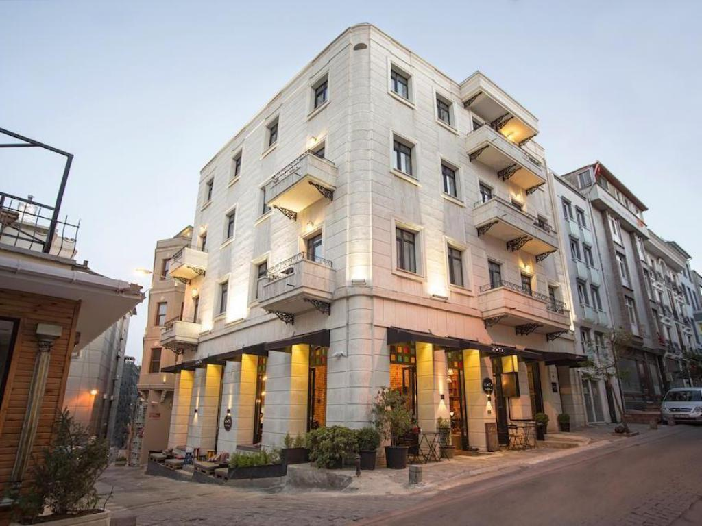 More about Galata 1875 Suites