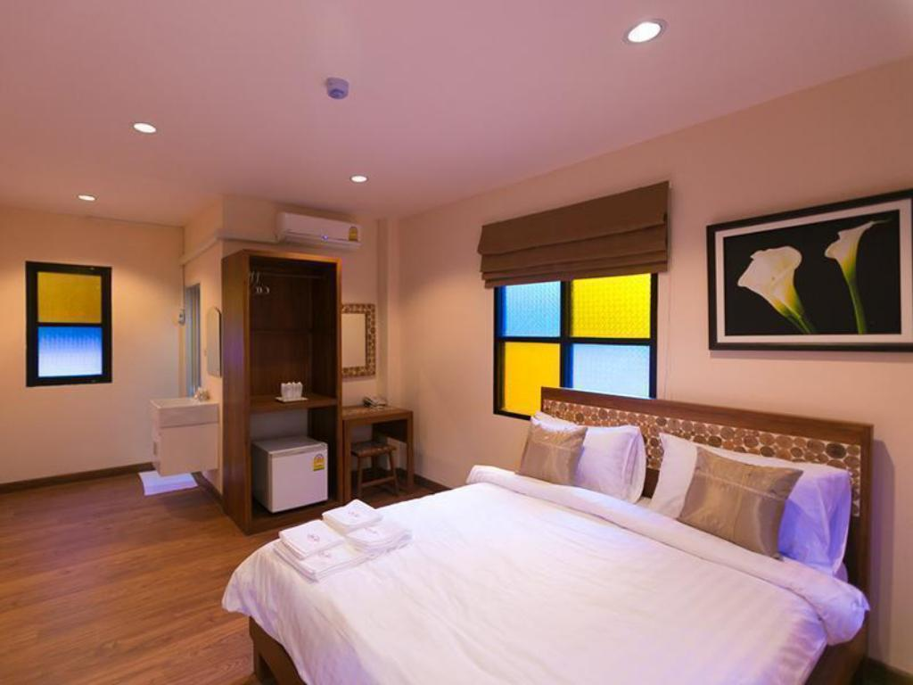 Standard Room Double or Twin Bed Calla Lily Boutique Residence