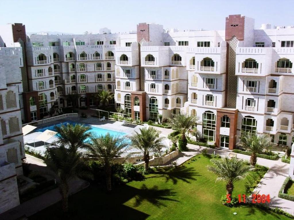 Exterior view Muscat Oasis Residences