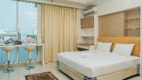 Studio Ancol Mansion Town Home Apt By Travelio