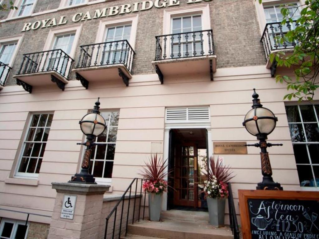 Royal Cambridge Hotel