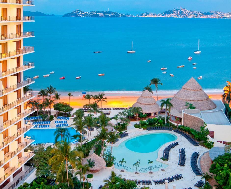 Dreams Acapulco Resort Spa Optional All Inclusive In Mexico Room Deals Photos Reviews