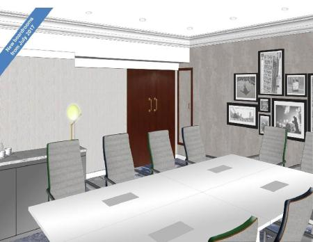 Meeting room(s) London Marriott Hotel Marble Arch