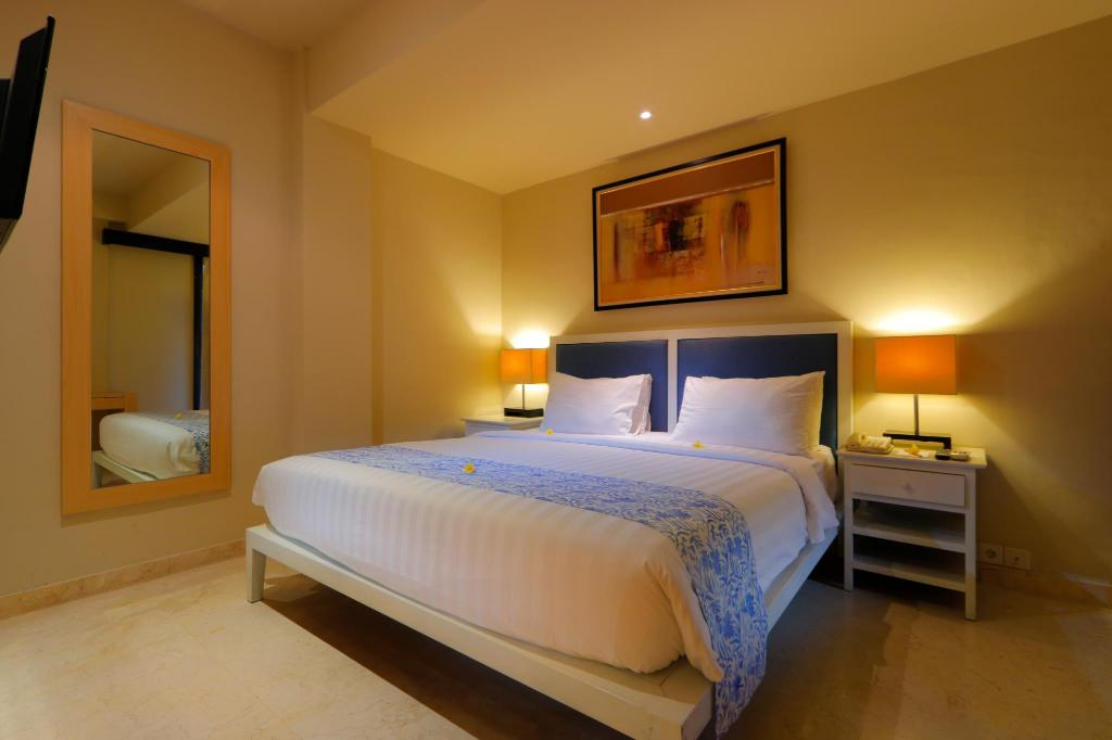 Superior Room - Bed Park Hotel Nusa Dua Suites