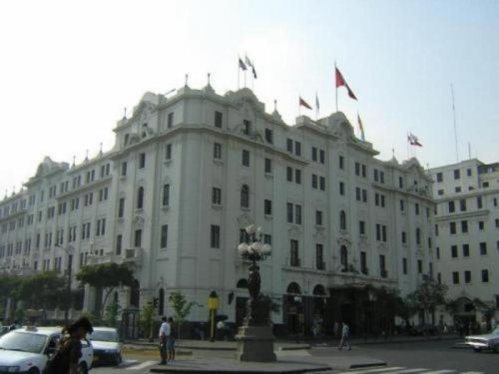 More About Gran Hotel Bolivar Lima