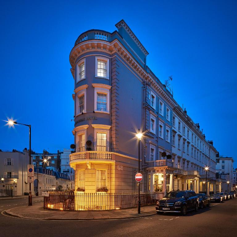 More about The Diplomat Hotel London
