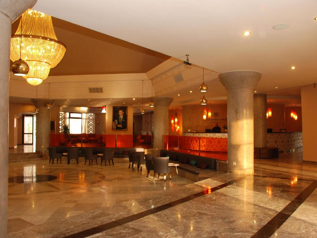 Lobby Kenzi Europa Hotel - All Inclusive