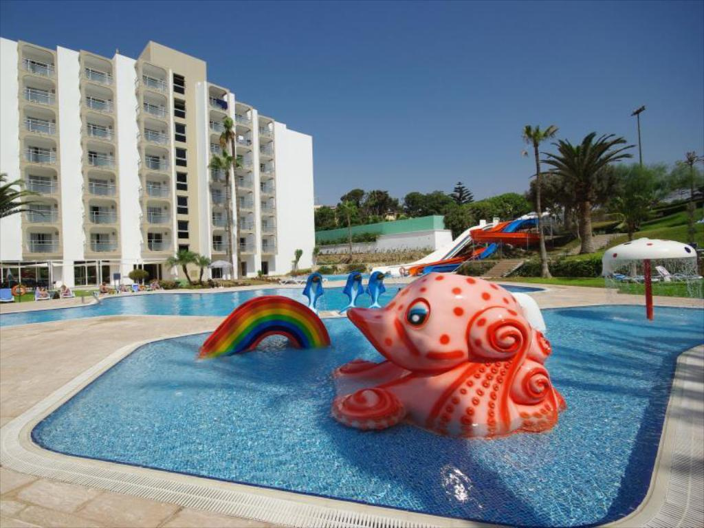 Swimming pool Kenzi Europa Hotel - All Inclusive