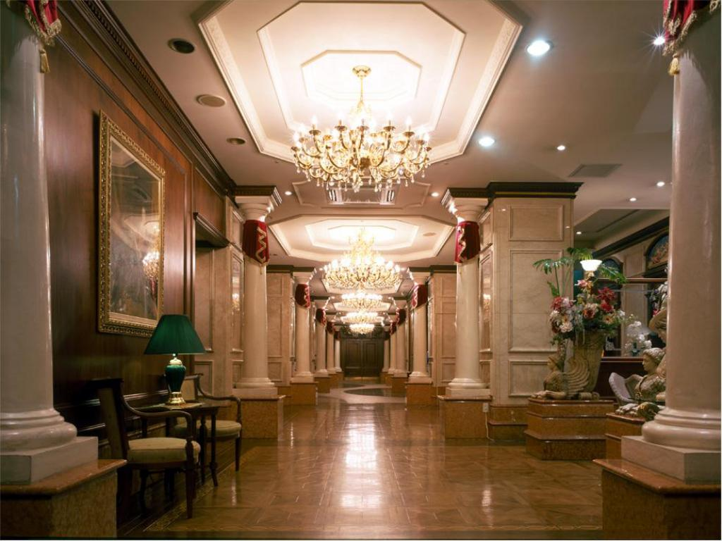 Lobby Hiroshima Grand Intelligent Hotel
