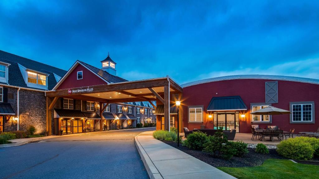 Best Western Plus Intercourse Village Inn And Suites In