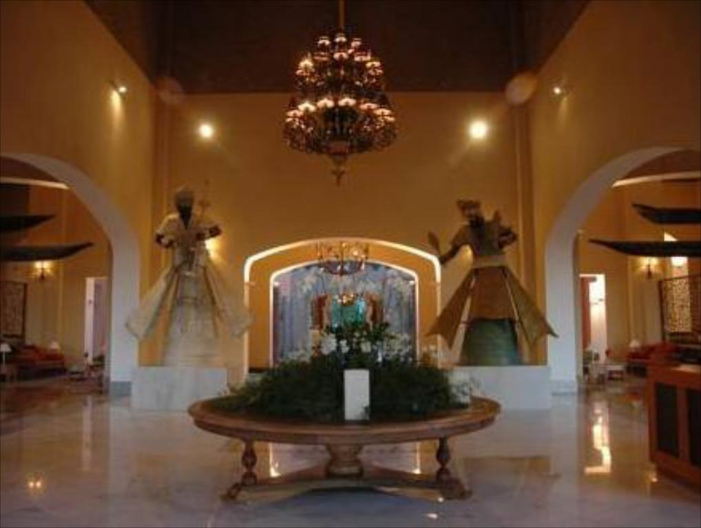 Lobby Iberostar Bahia - All Inclusive