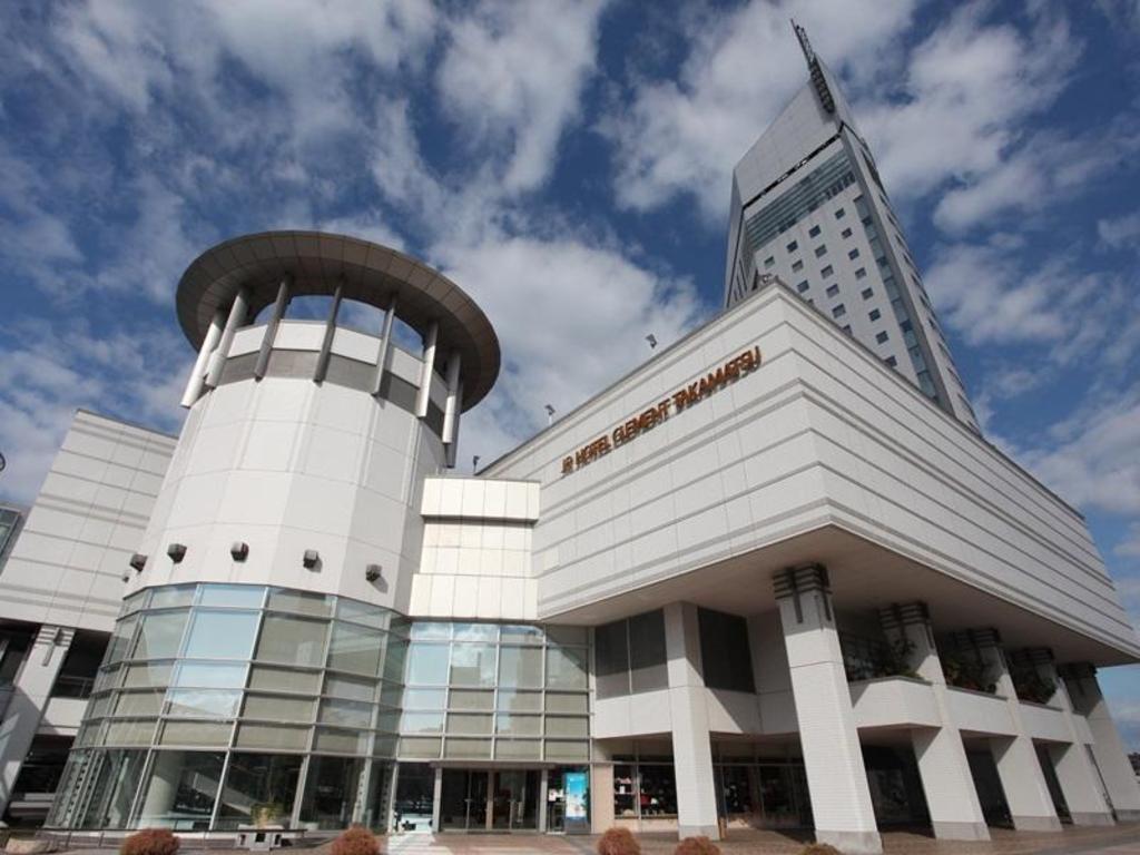 ホテル クレメント 高松