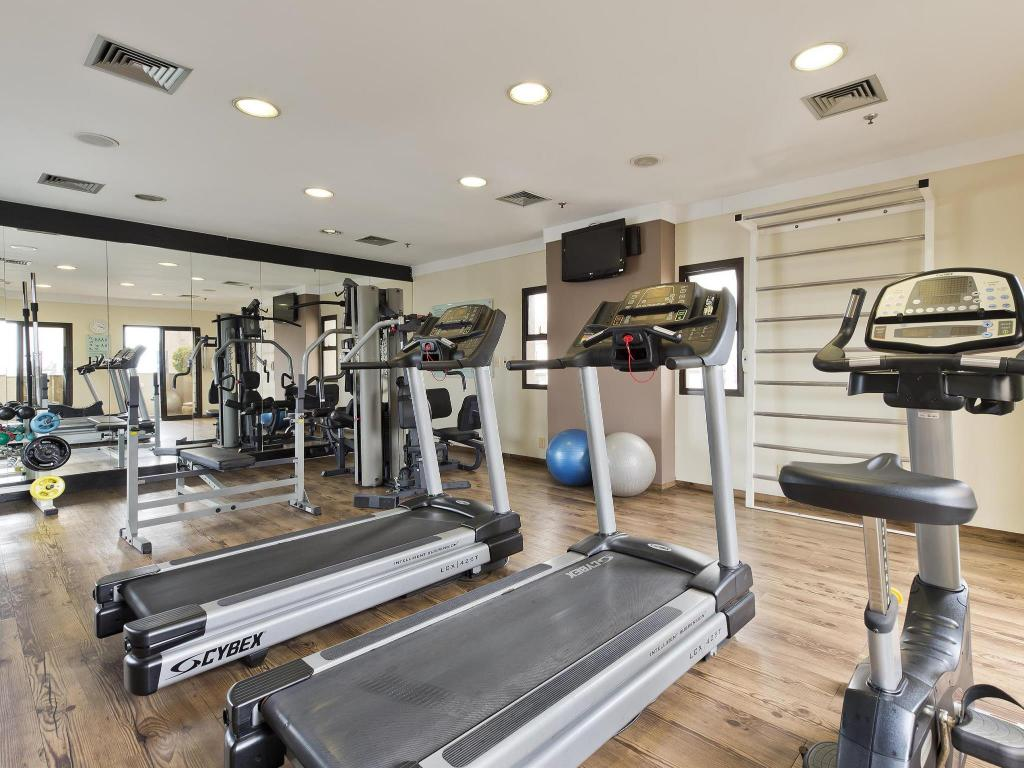 Fitness center Tryp Jesuino Arruda