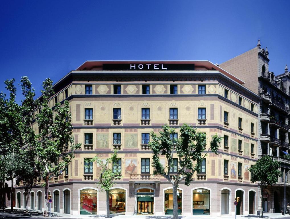 catalonia eixample 1864 hotel in barcelona room deals photos reviews. Black Bedroom Furniture Sets. Home Design Ideas