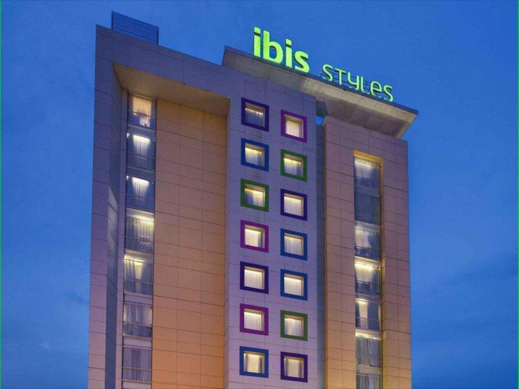 More about Ibis Styles Solo