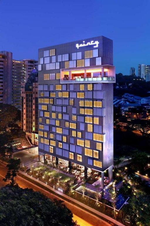 Quincy Hotel by Far East Hospitality (SG Clean Certified)