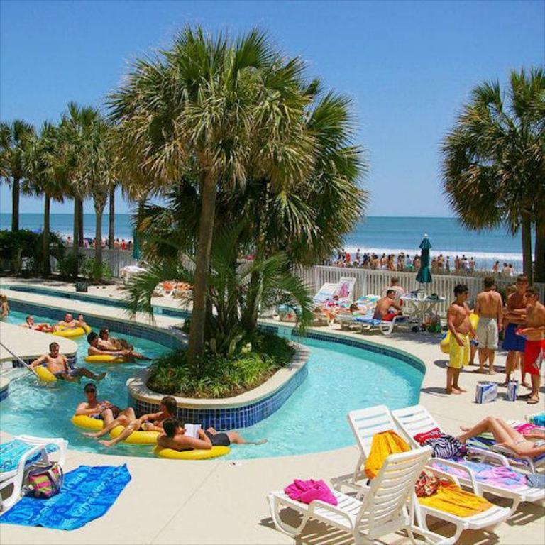 OCEAN DRIVE BEACH AND GOLF RESORT Hotel (Myrtle Beach (SC ...