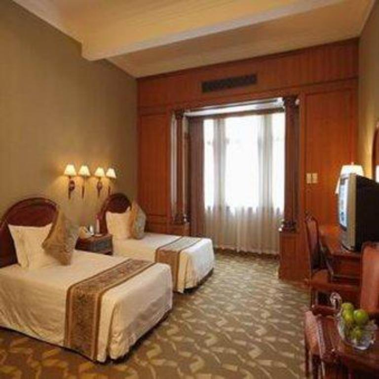 More about JingAn Hotel