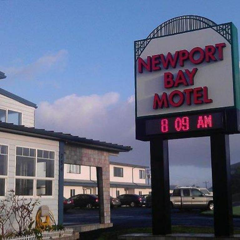 More about Newport Bay Motel