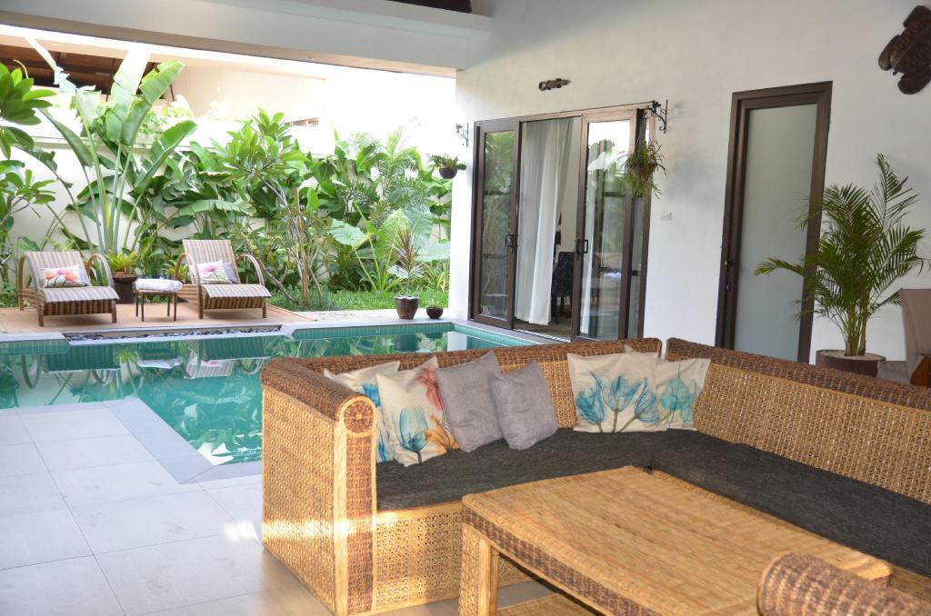 Interior view 3BR 225m2 VILLA ELENA2 WITH  PRIVATE POOL NEAR LIO
