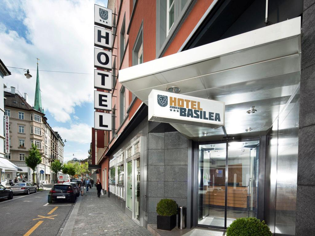 More about Hotel Basilea