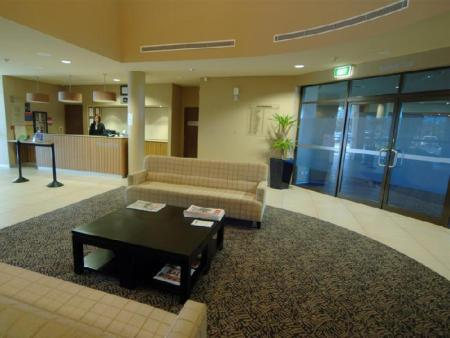 Lobby Best Western City Sands
