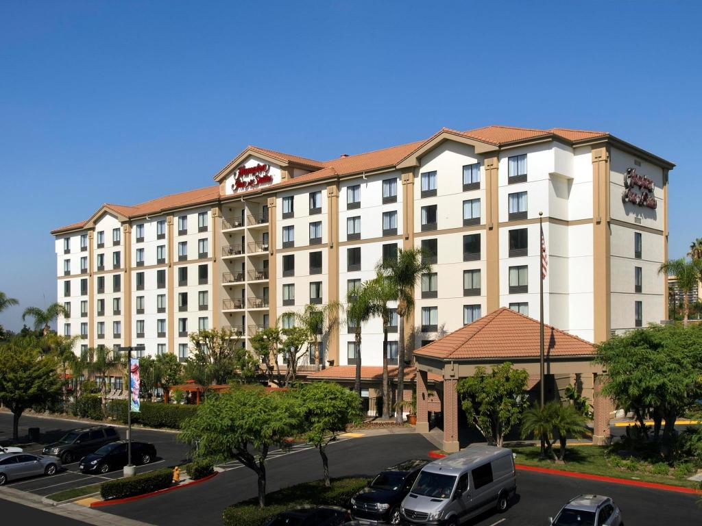 Hampton Inn and Suites LA Anaheim Garden Grove