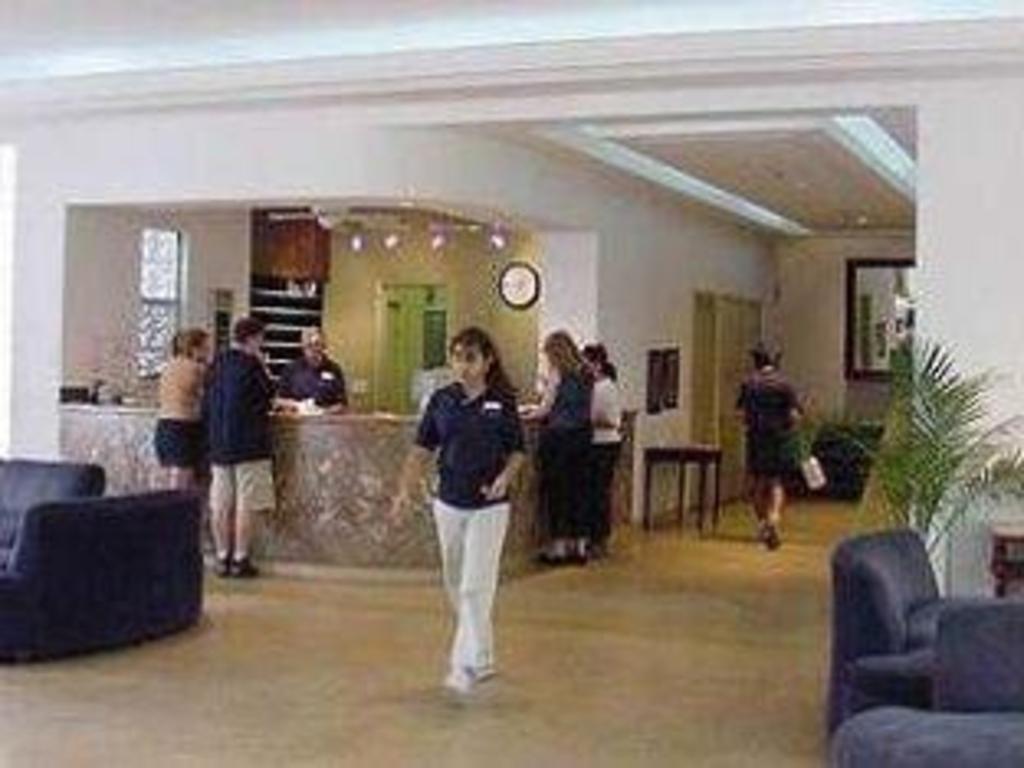 Lobby The Hall South Beach