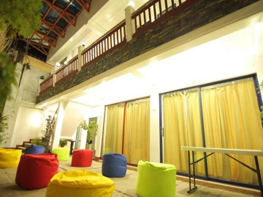 Interior view Backpacker Zone Beach Resort