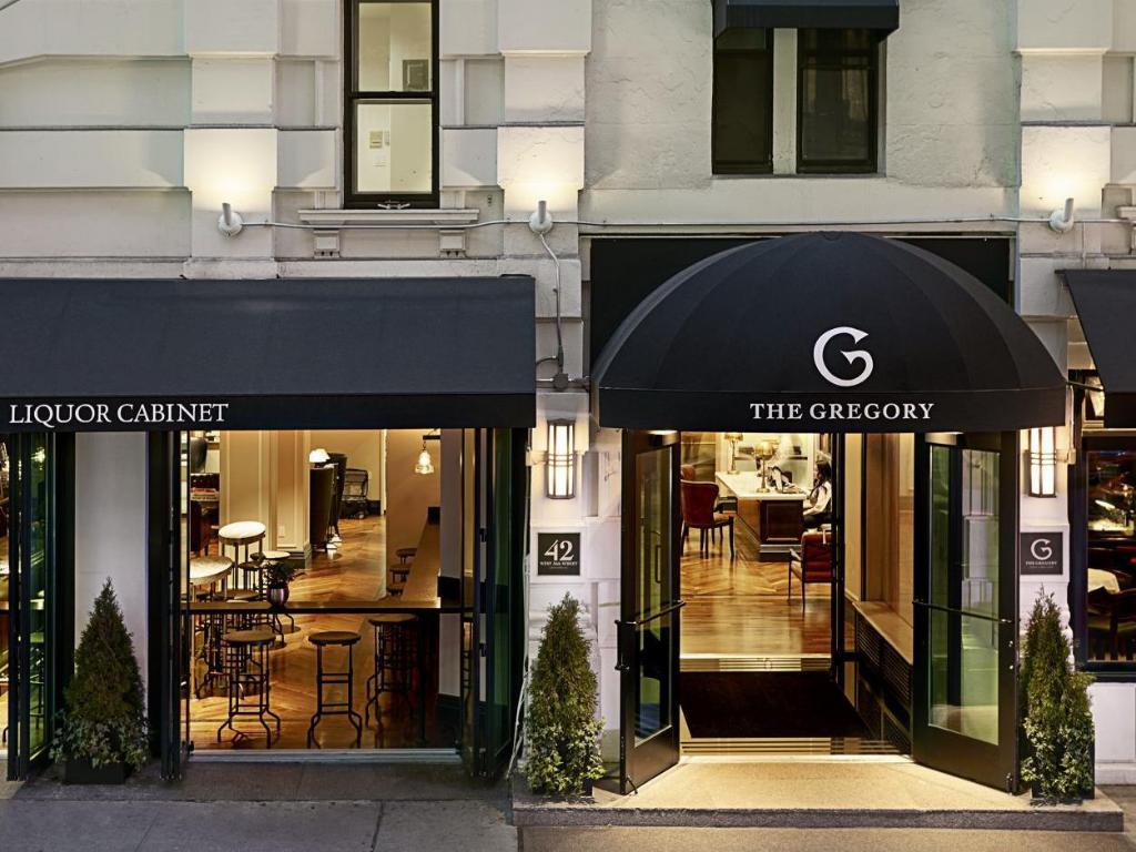 The Gregory Hotel In New York Ny
