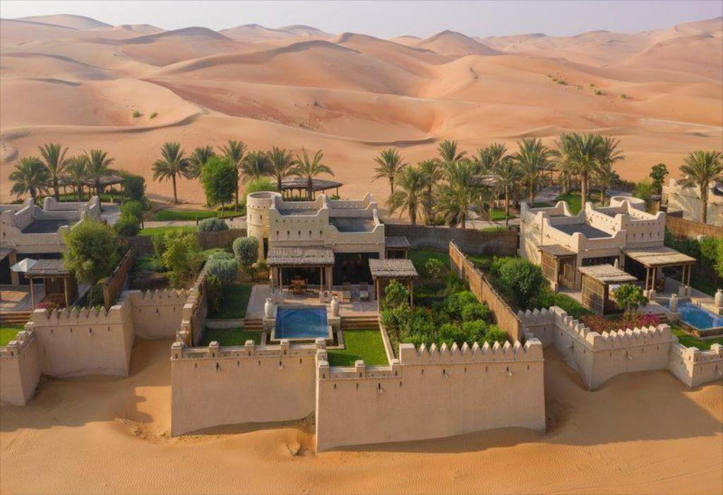 More about Qasr Al Sarab Desert Resort by Anantara