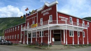 Canadas Best Value Inn Downtown Hotel Dawson City