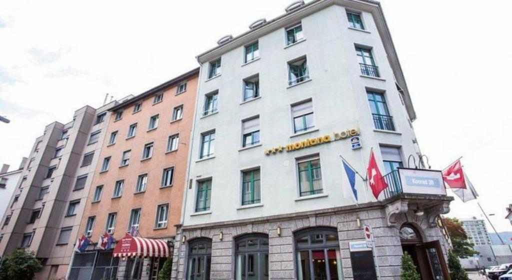 More about Hotel Montana Zurich