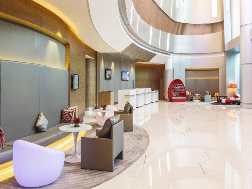 Novotel Manila Araneta Center in Philippines - Room Deals