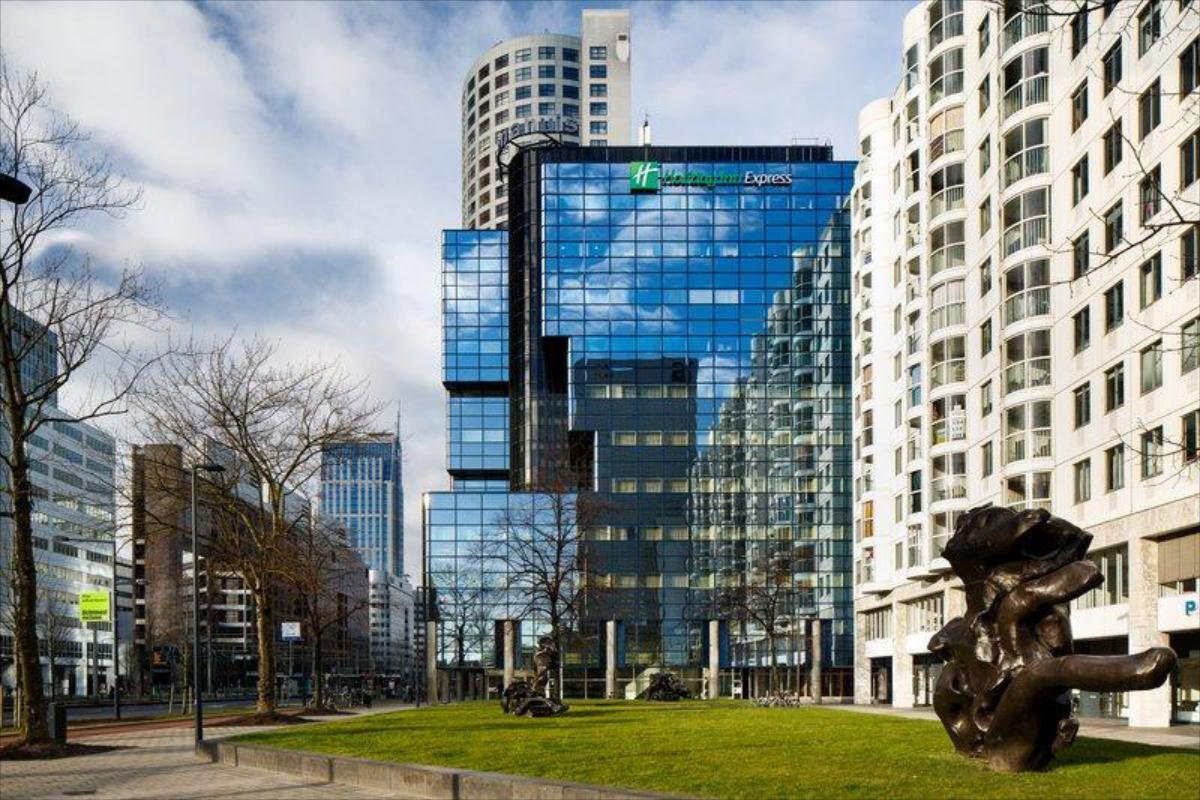 Holland Casino Rotterdam Restaurant