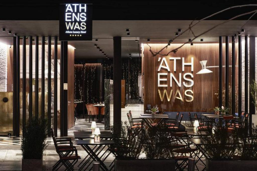 More about AthensWas hotel