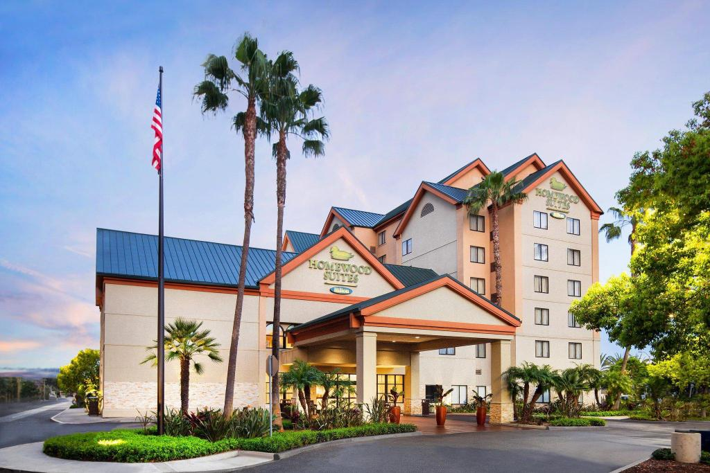 Exterior view Homewood Suites by Hilton Anaheim-Main Gate Area
