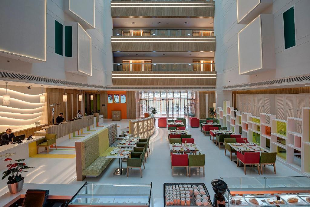 More about Al Khoory Atrium