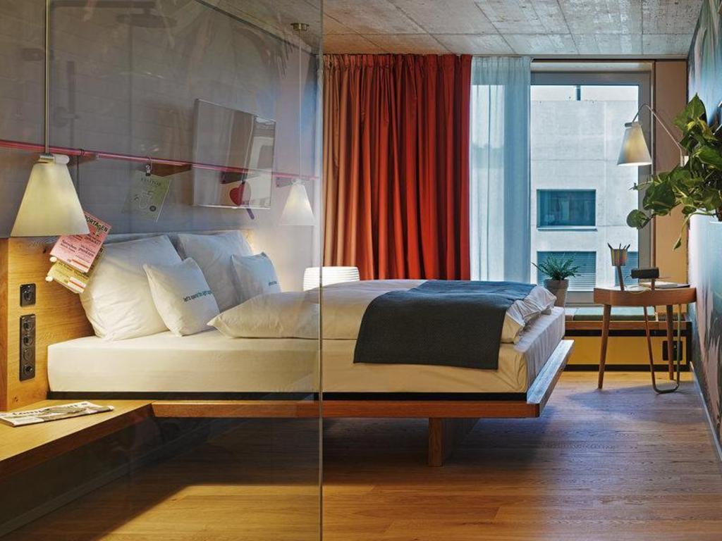 25hours Hotel Langstrasse, Zrich ab 189 - mallokat.com